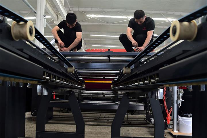 China Becomes World's Largest Machinery Equipment Exporter