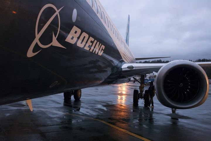 China's Big Three Carriers Seek Boeing Compensation