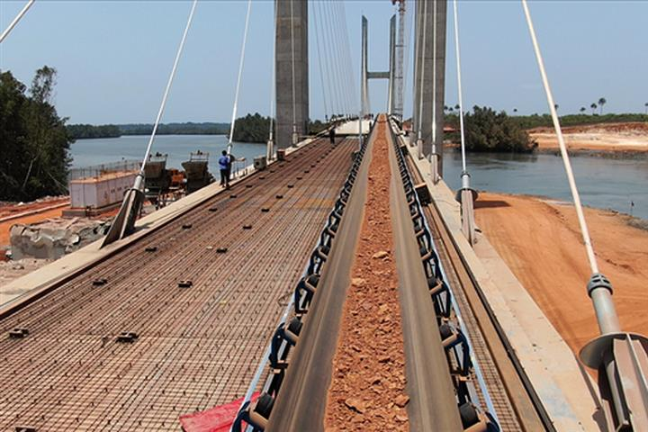 China's Biggest Bauxite Project in Guinea Hits Full Swing Ahead of Schedule
