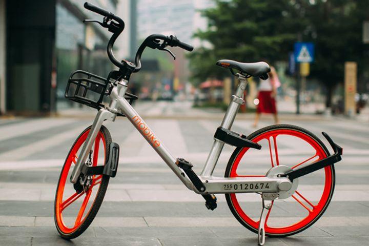 China's Bike-Sharing Giant Mobike Wins UN Environment Program's Prestigious 'Champions of the Earth' Award
