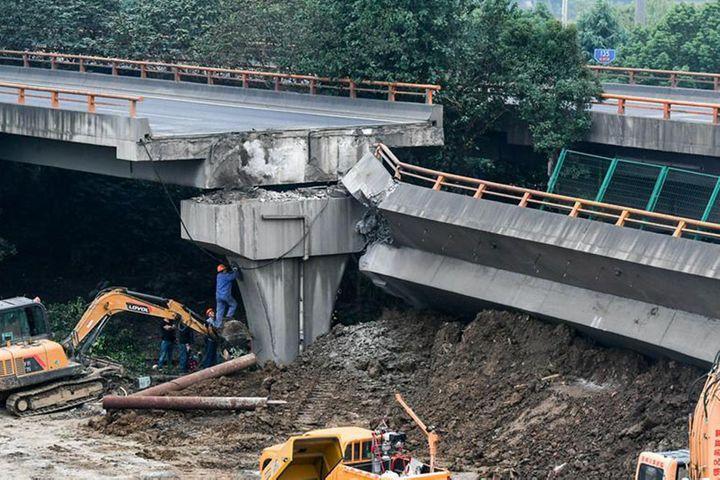 China Bridge Collapse: Single-Pillar Bridges Have Poor Stability, Experts Say