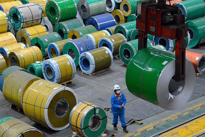 China's Caixin PMI for Services Rose to 44.4 in April