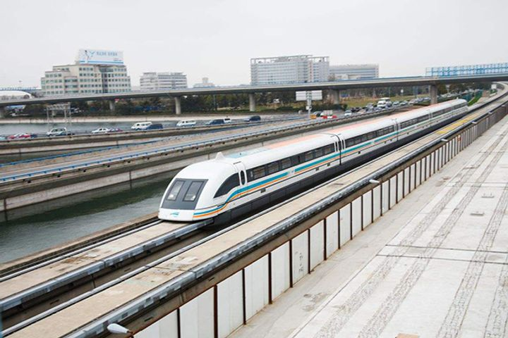 China Calls Halt to Maglev Train Factory Project on Lack of Demand