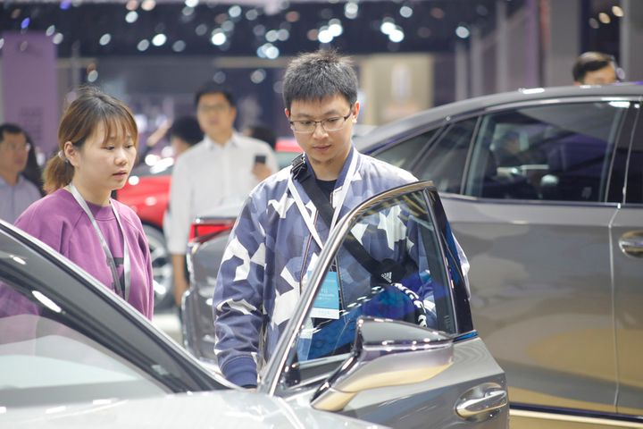 China's Car Buyers Are Tightening Their Belts, Study Finds