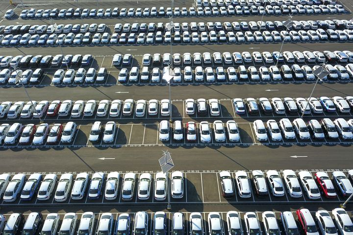 China's Car Sales Fell 92% in First Half of February as Virus Takes Toll