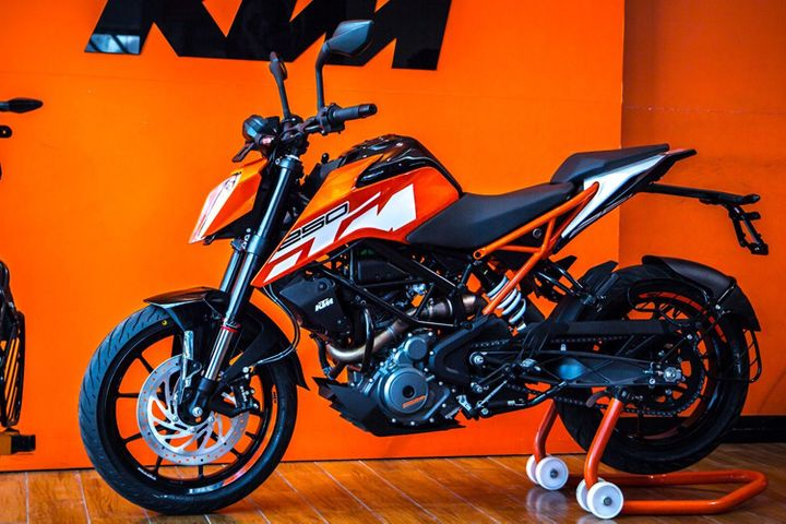 China's Cfmoto to Buy Into Austrian Moto-Maker KTM for Foothold in Europe