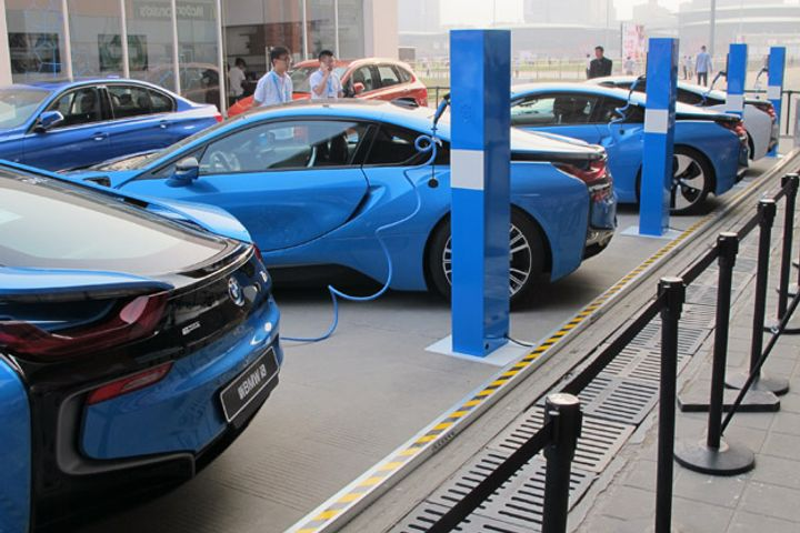 China Claims World's Largest NEV Charging Network With Over 167,000 Stations