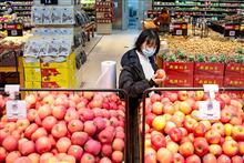 China Gets Back to Consumer Inflation in March, With Surprise 0.4% Uptick