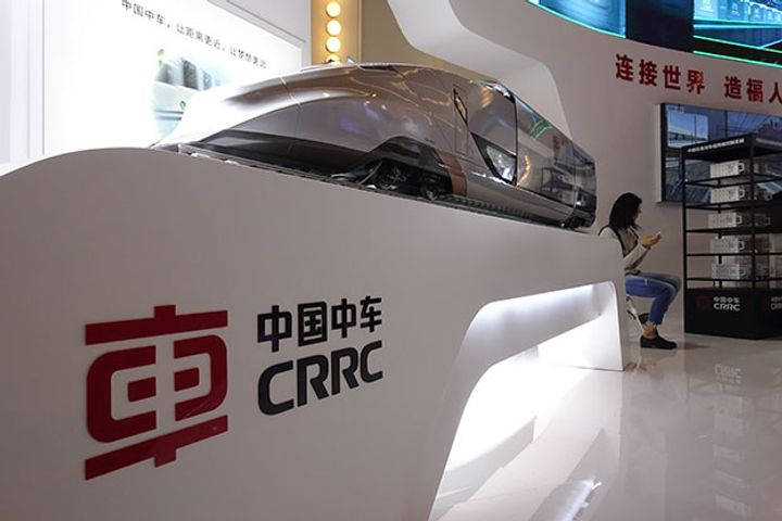 China's CRRC Sifang to Sell 13 Trains to Chile
