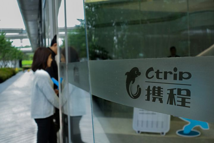 Ctrip's Annual Profit Rises 40% to USD821 Million on Plane Ticket Sales