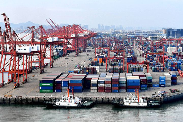 China's Current Account Recovers With Second-Quarter Surplus, Still Logs First-Half Deficit