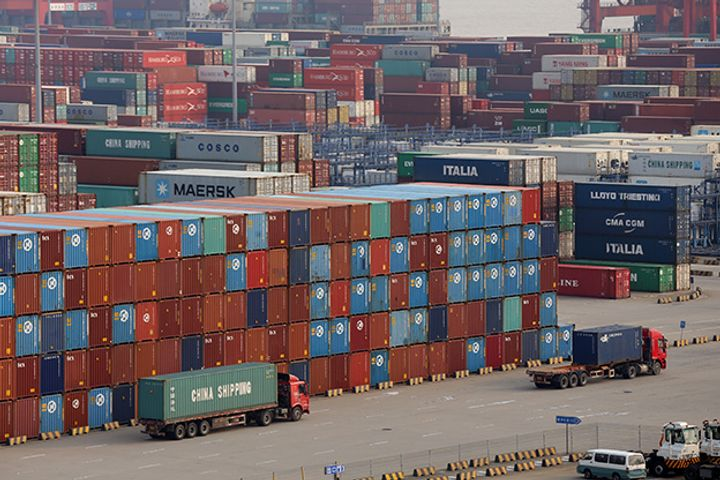 China's Current Account Surplus Was USD50.9 Billion in Second Quarter, SAFE Says