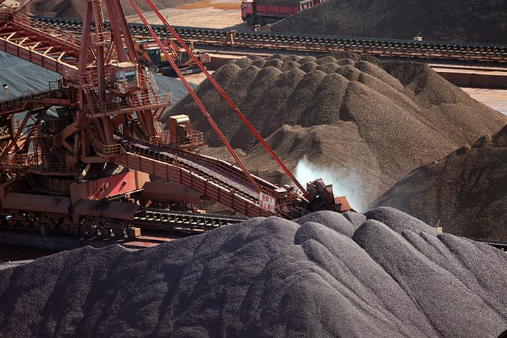 China's Dalian Exchange Sets Futures Trading Limit as Iron Ore Hits Seven-Year High