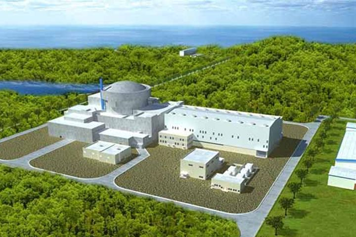 China-Designed Reactor Reaches Third Stage of Assessments for UK Use