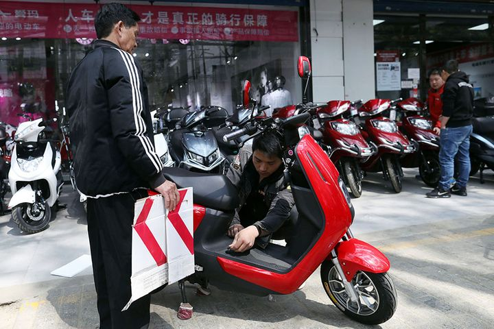 China Ditches Too Strong E-Bikes; Upgrades May Prompt USD14.9 Billion Market