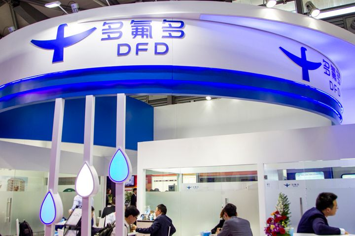 China's Do-Fluoride Steps Up to Make Five Times More Face Mask Fabric