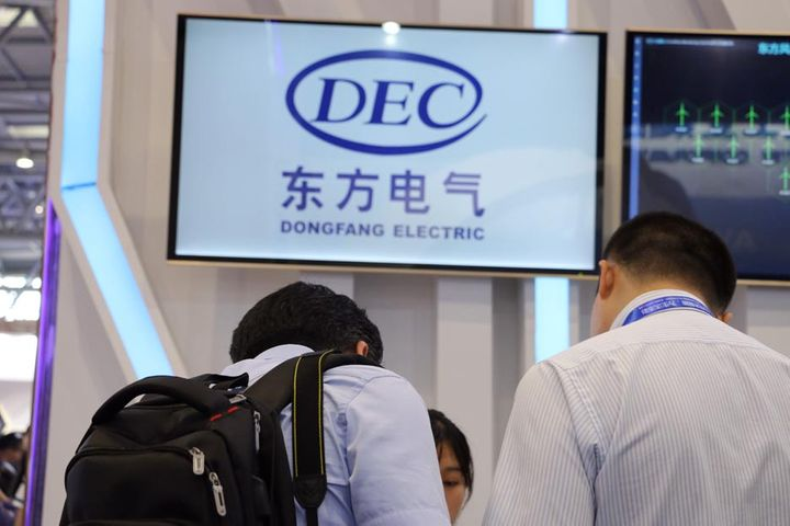 China's Dongfang Electric Finishes World's Most Powerful Water Turbine