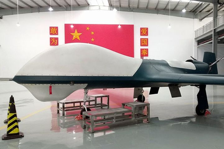 China's Drones of War to Deploy Abroad as UAV Maker Gets Nod for Export