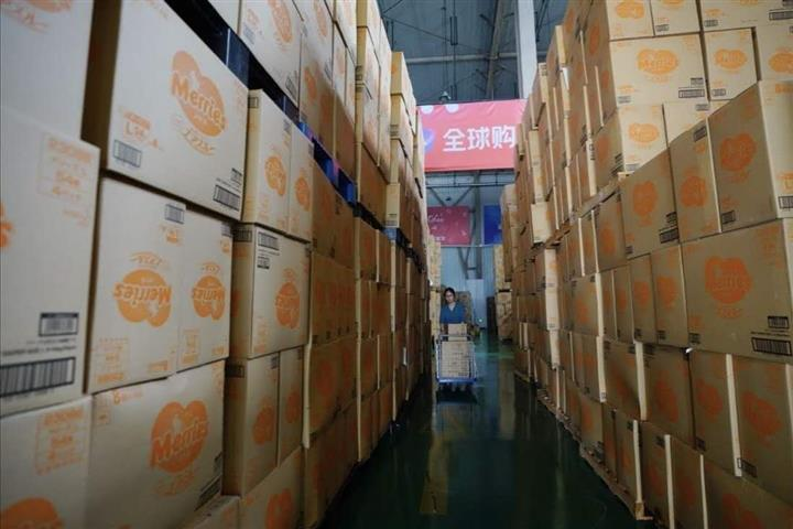 China's E-Commerce Sales Rose Nearly 10% in Three Quarters With Booming Imports