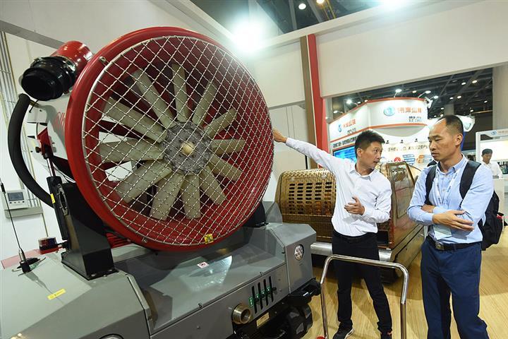 China Enhances Ventilator Production To Meet Domestic, Overseas Demand