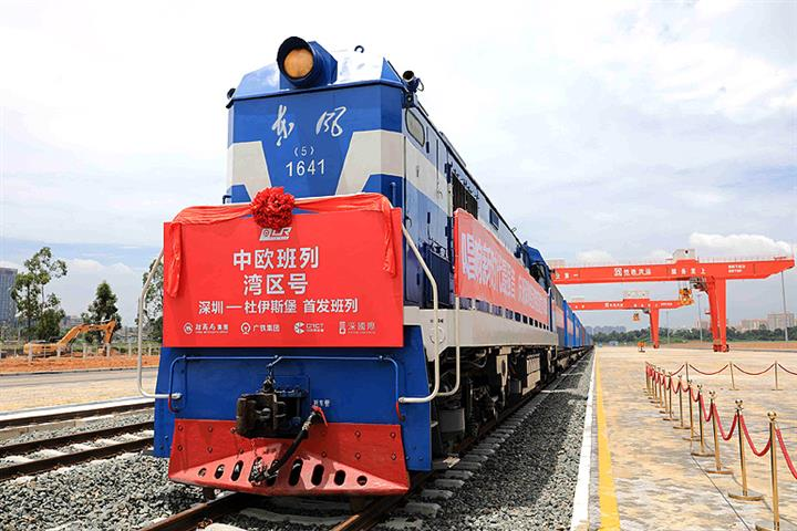 China-Europe Cargo Trains Hit Another Record High in August Amid Busy Trade