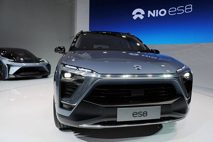 China EV Unicorn NIO May IPO in the Second Half of Next Year