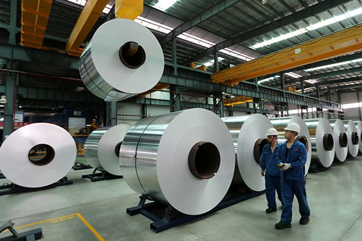 China Expresses Strong Dissatisfaction With US Rules for Imports of Chinese Aluminum Foil