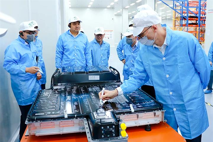 China's Farasis Energy Rallies After Inventing Nearly 70% More Powerful NEV Battery