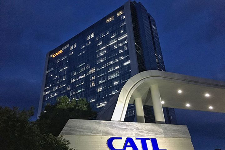 China's FAW Secures NEV Battery Supplies by Teaming With Energy Champion CATL
