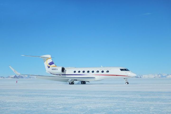 China's First Commercial Flight to Antarctica Reveals Polar Region Ambitions, BBC Says