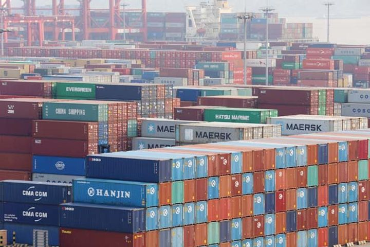 China's First-Half Trade in Services Hit Record High on Market Opening