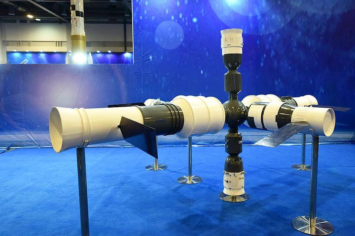 China's First Permanently Manned Space Station Can House Three People, Chief Designer Says