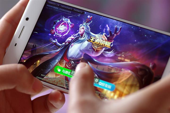China's First-Quarter Gaming Revenue Rose 30% to USD10.3 Billion Amid Lockdown