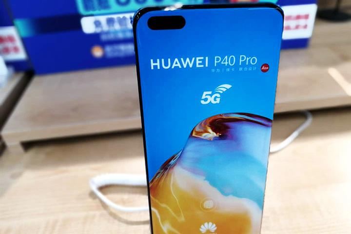 China's First-Quarter Phone Sales Augur 5G Future, Led by Huawei