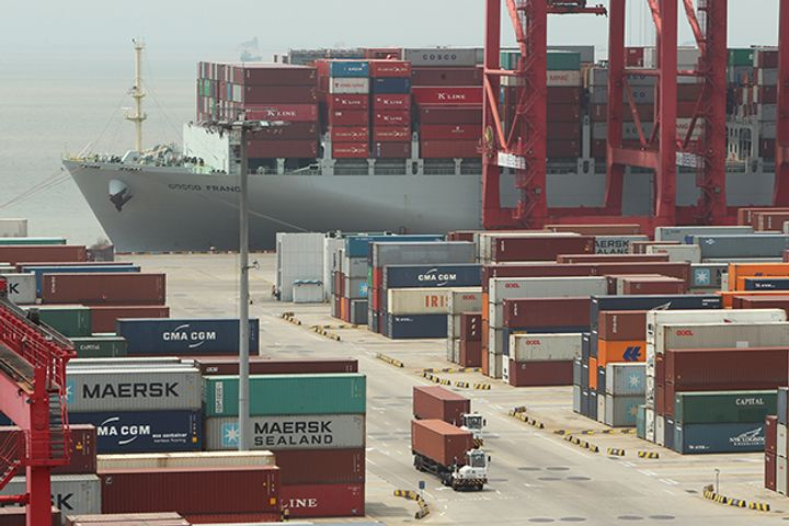 China's Foreign Trade Grew in July Despite Escalating US Trade Spat