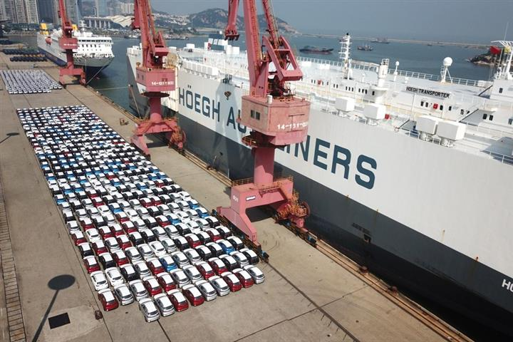 China's Foreign Trade Maintains Upward Momentum in October