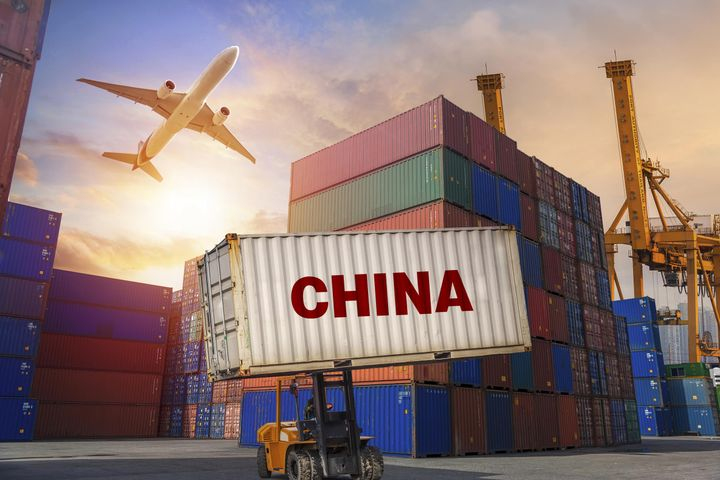 China's Foreign Trade up 9.1 pct in First Eight Months