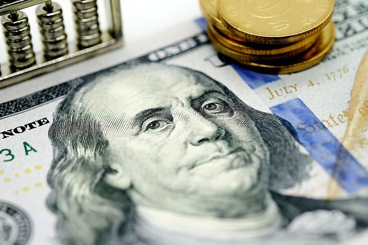 China's Forex Reserves Rise for Fifth Straight Month to USD3.1 Trillion