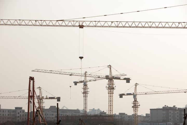 China GDP Up 6.9%; Economy Remains Dependent on Property Investment