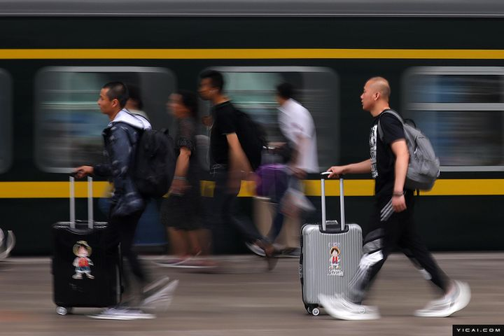 China Gears Up to Transport 720 Million Rail Passengers This Summer