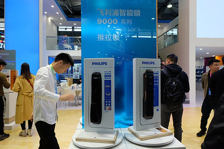 China's Gree, TCL, Haier Foray Into Smart Door Lock Business to Sell More IoT Gadgets