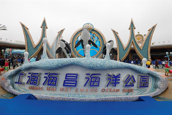 China's Haichang Ocean Park Skyrockets After Revealing Talks With PE Fund