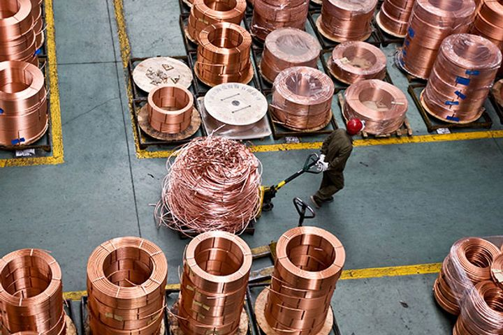 China's Hailiang Group Buys Land for Copper Pipe Production Line in Texas