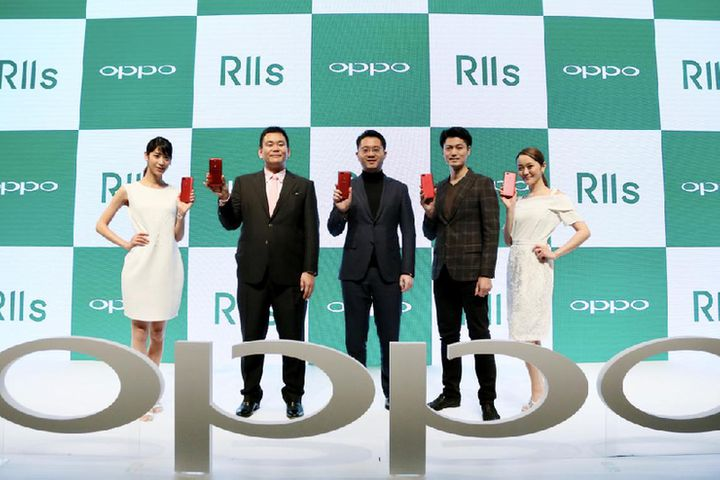 China Handset Brand OPPO Lands in Japan