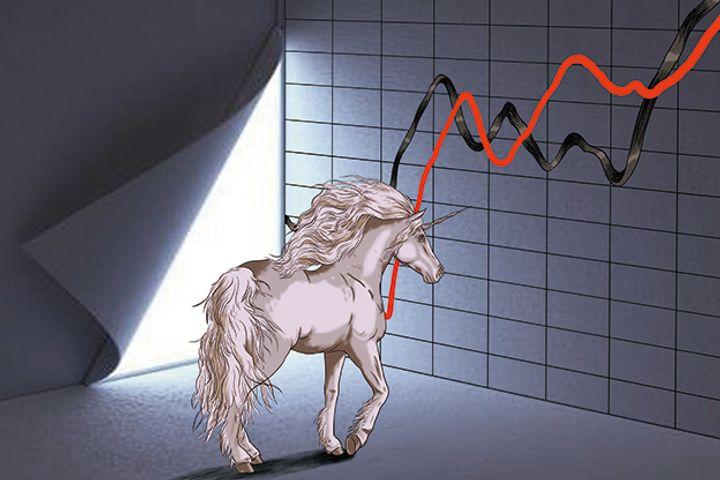 China Has 164 Unicorns, Sci-Tech Ministry Reports