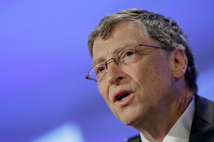 China Has Big Input on Global Progress, Bill Gates Says