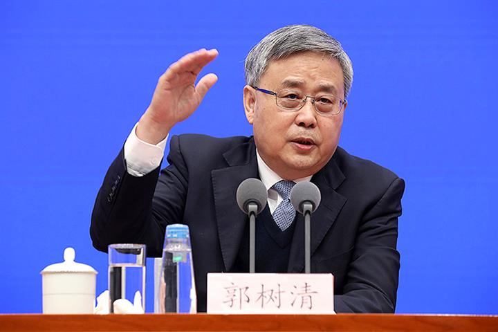 China Has Checked Its Real Estate Bubble, CBIRC Head Says
