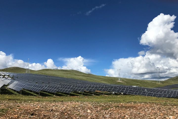 China's Highest-Altitude Solar Plant Provides Electricity to Over 9,000 Impoverished People