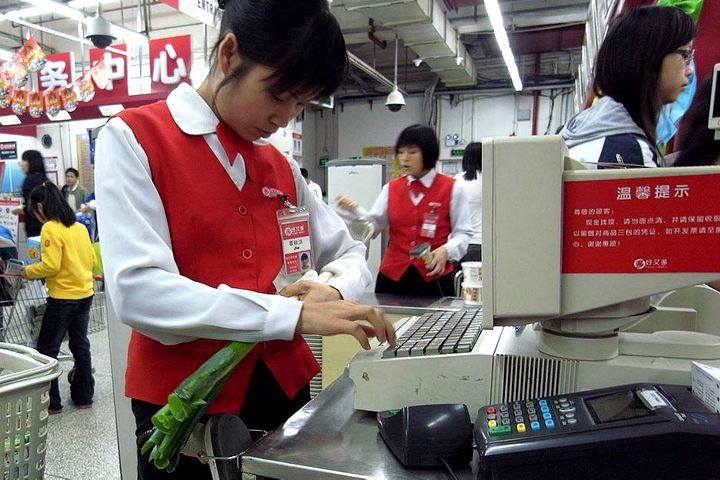 China's Hottest Jobs: Cashier, Courier, Report Shows