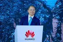 China's Huawei Boosts Software Investment With 'Huawei Inside' Smart Cars, Chief Says